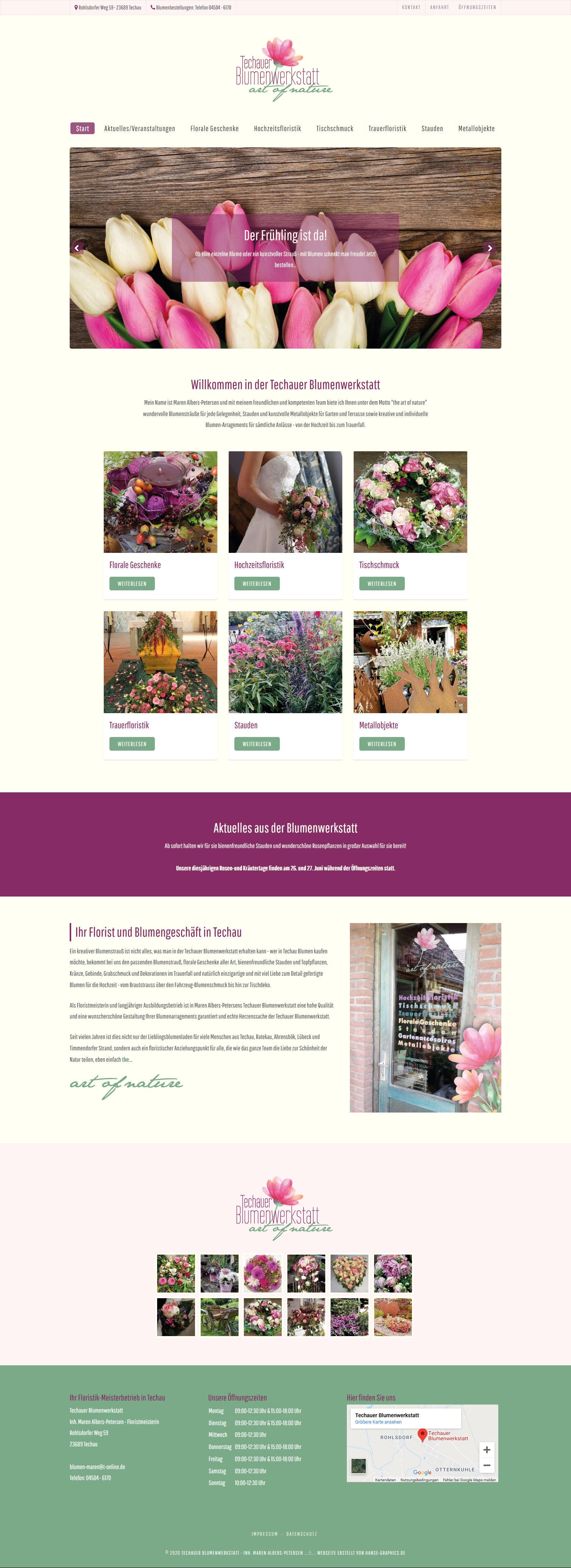 Techauer Blumenwerkstatt